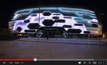 leeds arena lighting